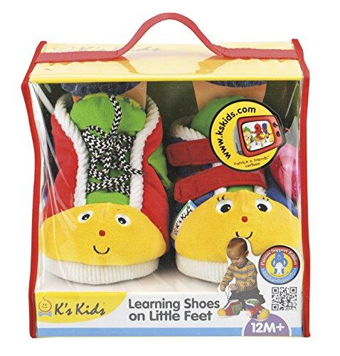 K'S Kids Learning Shoes On Little Feet KA10461 - Scarpe per bambini