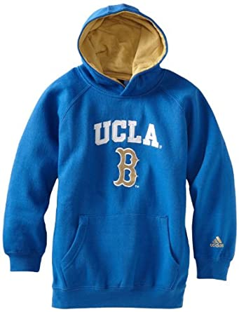 NCAA Ucla Bruins 8-20 Boys Pullover Hoodie (Blue, Large)