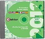 Elektor-DVD 2013: Alle Elektor-Artike...