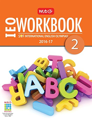 MTG International English Olympiad (IEO) Work Book - Class 2
