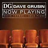 NOW PLAYING Movie Themes - Solo Pianoby Dave Grusin