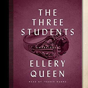 The Three Students Audiobook