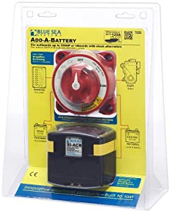 Blue Sea Systems 120A Add-A-Battery Kit by Blue Sea
