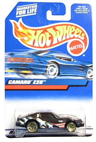 Hot Wheels 2000-124 Camaro Z28 1:64 Scale - 1