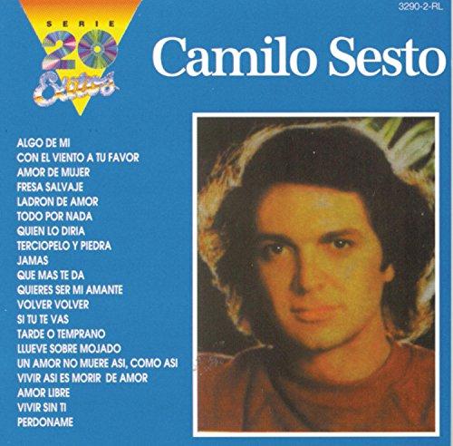 Camilo Sesto - Serie 20 Éxitos - Zortam Music