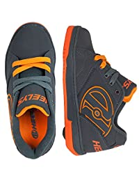 Heelys Propel 2.0 Mens Shoes - Grey/Orange