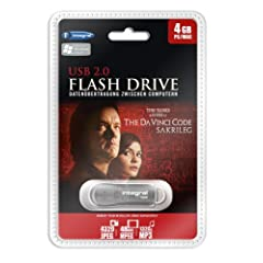 The Da Vinci Code - Sakrileg (Film auf USB 2.0 Flash Drive 4 GB)