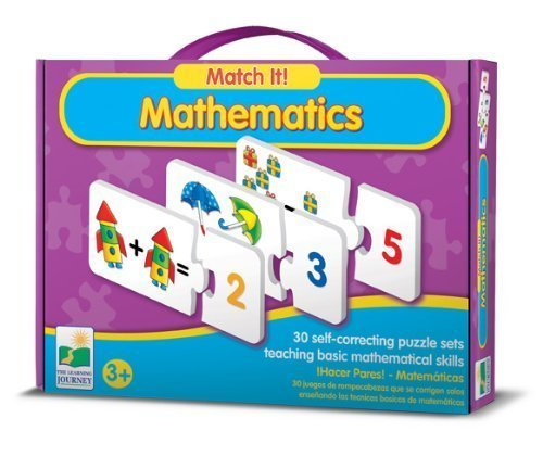 (BUNDLE OF 4) The Learning Journey Match It Mathematics One Webkinz Fish One Little People Flash Cards and Playskool First Words Flash Cards (BUNDLE OF OF 4) (Fisher Price Math Flash Cards compare prices)