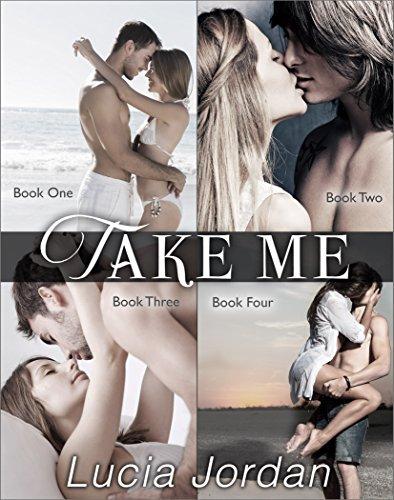 Lucia Jordan - Take Me - Complete Series