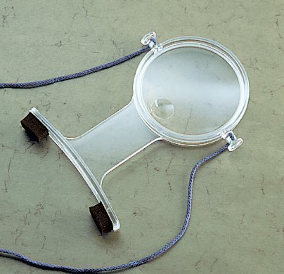 Over The Neck Magnifier front-452055