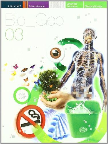 Biologia y Geologia 3º ESO (Comunidad Valenciana)
