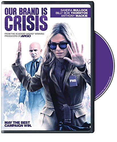 DVD : Our Brand Is Crisis (Full Frame, Dolby, Eco Amaray Case, )