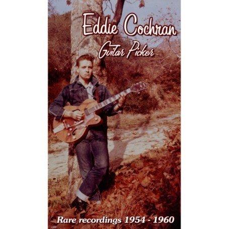 Eddie Cochran - Guitar Picker Rare Recordings 1954-1960 - Zortam Music