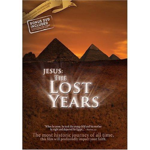 Jesus: The Lost Years [2 Discs] [DVD] [2009]