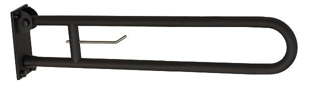 Thermomat 840-SF-A Barra di Sostegno Ribaltabile, 830 mm