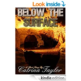 Below the Surface (Xenonian Origins Book 1)