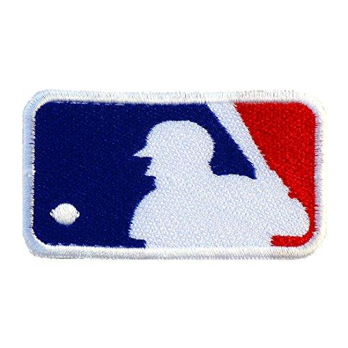 Mlb embroidered iron on patch logo major league baseball