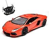 Lamborghini Aventador Remote Radio Controlled Car 1:14 Scale
