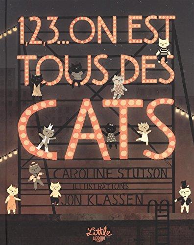 1, 2, 3, on est tous des cats