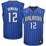Dwight Howard #12 Orlando Magic Swingman NBA Jersey Blue (XL)