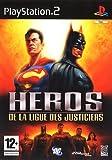 echange, troc HEROS de la Ligue des Justiciers