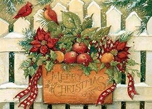 Merry Christmas Welcome Photo Box Christmas Cards