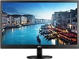 AOC e2070Swn Professional 19.5 inch Widescreen LCD Monitor (800:1, 200 cd/m2, 1600x900, 5ms)