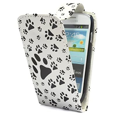 samsung galaxy s3 mini i8190 pink cat dog paw print. Black Bedroom Furniture Sets. Home Design Ideas