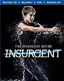 Insurgent (Best Buy SteelBook 3D Blu-Ray + Blu-Ray + DVD + Digital Copy Combo 2015 PREORDER