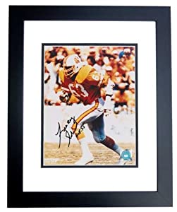 Lee Roy Selmon Autographed Hand Signed Tampa Bay Buccaneers 8x10 Photo - BLACK CUSTOM... by Real Deal Memorabilia