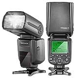 NEEWER Speedlight スピードライド NW TT660 II 標準ホットシュー適用【並行輸入品】
