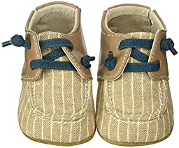 Livie & Luca Niko Infant Loafer (Infant), Vintage Taupe, 18-24 Months M US Infant