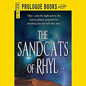 The Sandcats of Rhyl Audiobook