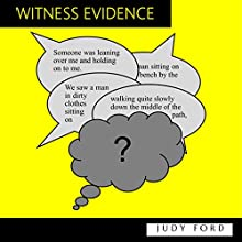 Witness Evidence: An Extract from the Memoirs of Detective Inspector Peter Johns Audiobook by Judy Ford Narrated by Judy Ford