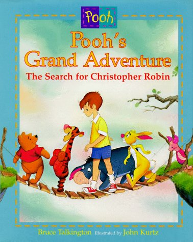 Image for Pooh's Grand Adventure: The Search for Christopher Robin (Pooh's Grand Adventure)