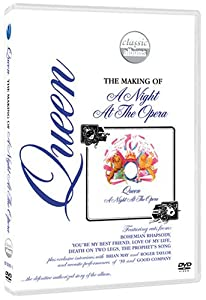Queen: The Making of A Night at the Opera from Eagle Rock Entertainment