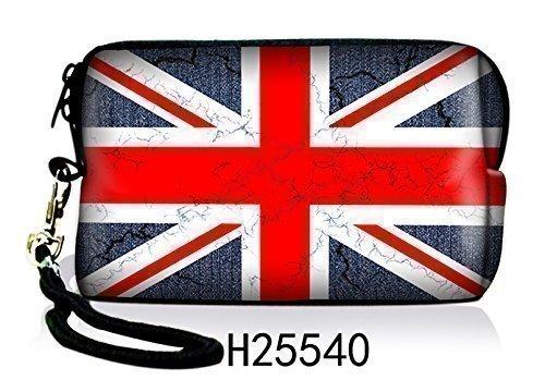 Huaduo - Neoprene Kamera Tasche Schutzhülle für SAMSUNG WB200F WB350F WB35F WB50F WB150F WB30F WB250F WB800F, PANASONIC Lumix DMC XS1 SZ3 LF1 SZ8 TZ35 TZ40 TZ60 TZ55, OLYMPUS Tough TG-850 SZ-17 VG-170 XZ-1 TG-3 SH-1 Stylus 1, NIKON Coolpix L28 L29 S3