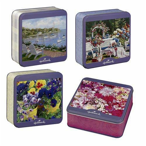 Hallmark 1000 Piece Puzzle In a Tin