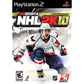NHL 2K10: Playstation 2