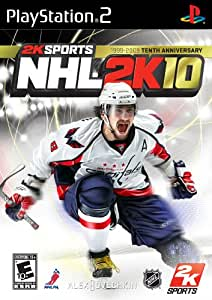 NHL 2K10 - PlayStation 2 Standard Edition