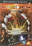 Doctor Who Dvd Files #11 - Series 2 Episodes 7 & 8 - The Idiot's Lantern & The Impossible Planet Part 1 of 2 - DVD ONLY