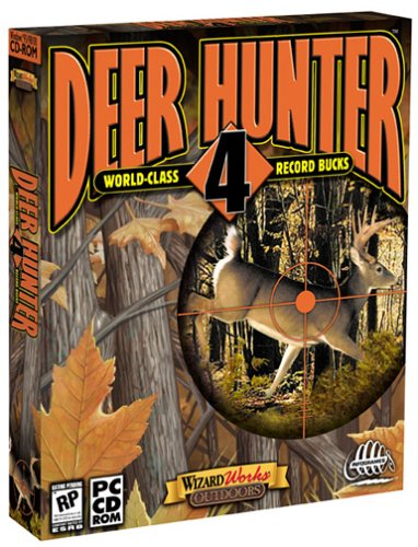 Deer Hunter 4 (Jewel Case) - PC (Deer Hunting Games For Pc compare prices)