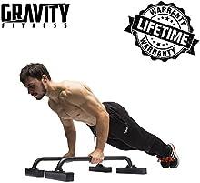 GRAVITY FITNESS - Paralelas para crossfit, calistenia, gimnasia y pesas