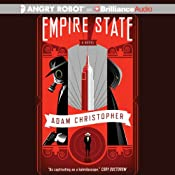 Empire State: A Novel | [Adam Christopher]