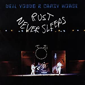 "Cover of ""Rust Never Sleeps"""