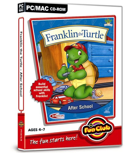PC Fun Club: Franklin the Turtle after School (PC), PC
