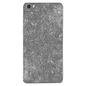 Skin4gadgets Royal English Pastel Colors in Grunge Effect, Color - Gray Phone Skin for HONOR 6