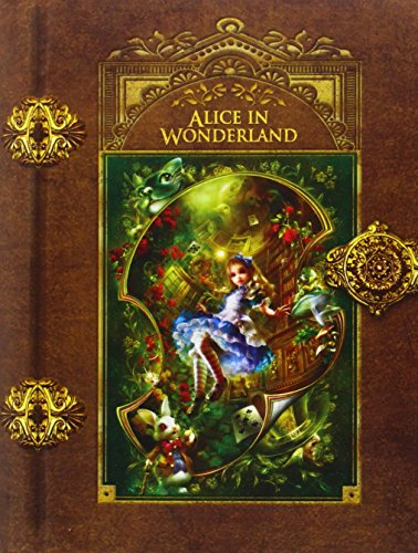 MasterPieces 1000 Piece Alice in Wonderland Puzzle Art by Shu