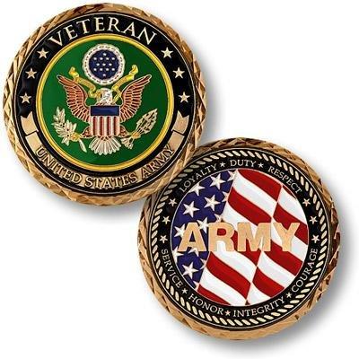 U.S. Army Veteran Coin