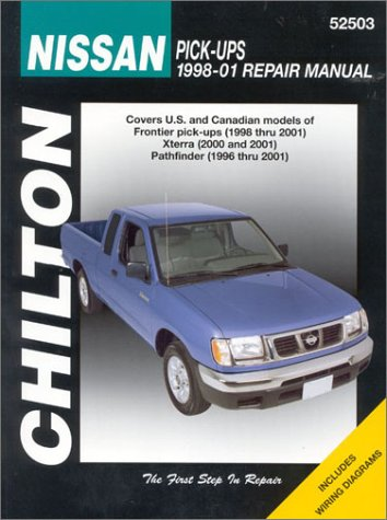 chiltons-nissan-pick-ups-1998-04-repair-manual-covers-us-and-canadian-models-of-frontier-pick-ups-19